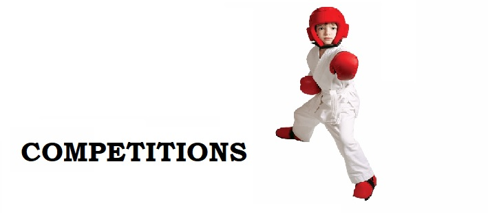 COMPETITIONS KARATE