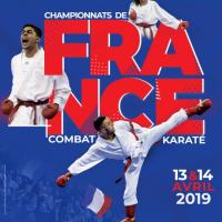 Championnats france combats 2019