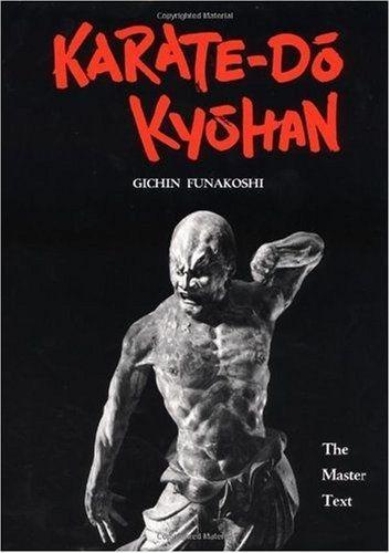 Karate do kyohan by gichin funakoshi